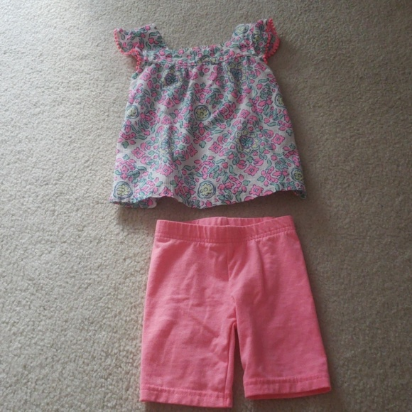 eddf48b85143 Carter's Matching Sets | Carters Toddler Girl 2t Tanktumbler Shorts ...